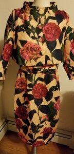 LINDY BOP MAYBELLE suit mismatched UK14/ L dress